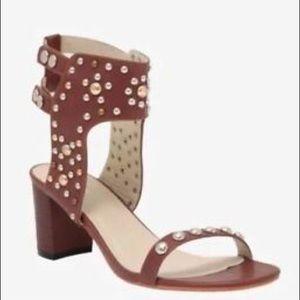 TORRID Studded Heeled Gladiator Sandals
